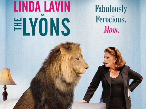 She's One Ferocious Mother! Check Out Linda Lavin in the New Lyons Poster