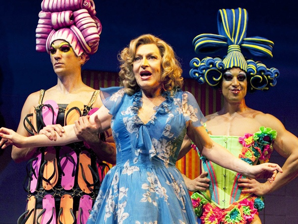 Don't Leave Me This Way! Broadway's Priscilla Queen of the Desert to Close
