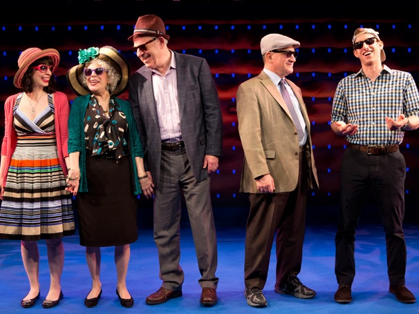 Comedy Revue Old Jews Telling Jokes Opens Off-Broadway 