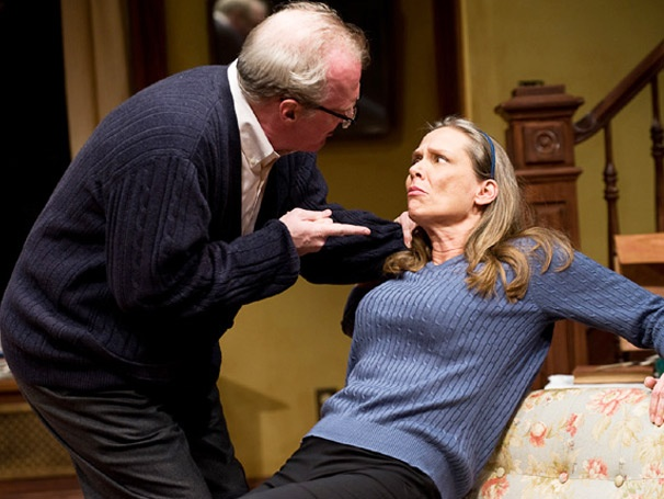 Pass the Scotch! Who's Afraid of Virginia Woolf? Begins Performances on Broadway