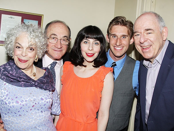  Oy! The Stars of Old Jews Telling Jokes Celebrate a Laugh-Filled Opening