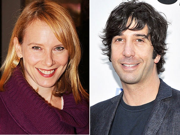 Amy Ryan and David Schwimmer to Star in Detroit at Playwrights Horizons