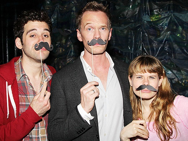 Neil Patrick Harris & More Test Their Sea Legs With the Stars of Peter and the Starcatcher