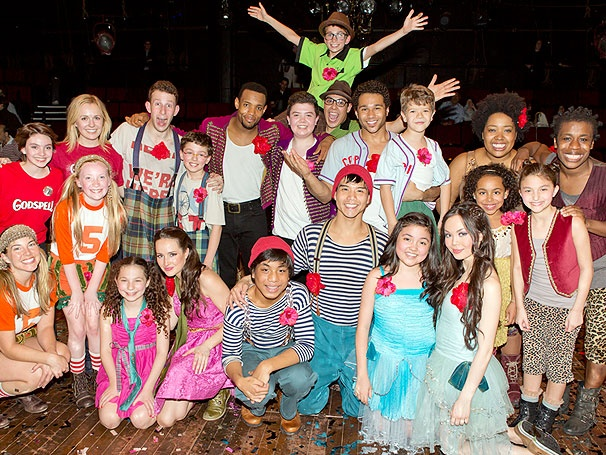 Prepare Ye, the Way of the Future! Meet the Godspell Cast of 2032 
