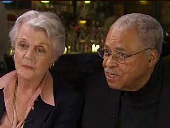 NBC News Heads to the Theater with Legendary Broadway Octogenarians Angela Lansbury, James Earl Jones and Joel Grey
