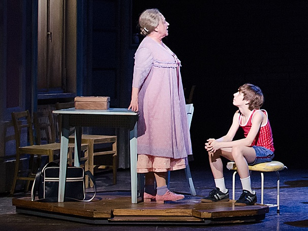 Patti Perkins Reflects on Her Grandsons in Billy Elliot As They Grow as Performers and Children