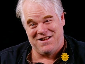 Philip Seymour Hoffman Chats About Boogie Nights, Capote and His Tony-Honored Turn in Death of a Salesman on  CBS Sunday Morning