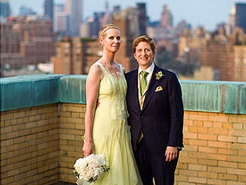 Tony Nominee Cynthia Nixon Marries Longtime Love Christine Marinoni