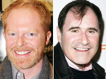 Jesse Tyler Ferguson & Richard Kind Set for The Producers at the Hollywood Bowl