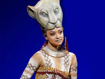 Syndee Winters to Make Her Broadway Debut as Nala in The Lion King