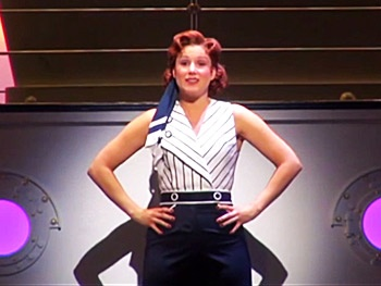 She's the Top! Take a Sneak Peek at Stephanie J. Block as Reno Sweeney in Anything Goes