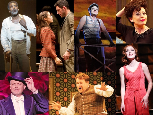 Weekend Poll: Which First Time Tony Nominee Most Deserves to Win?