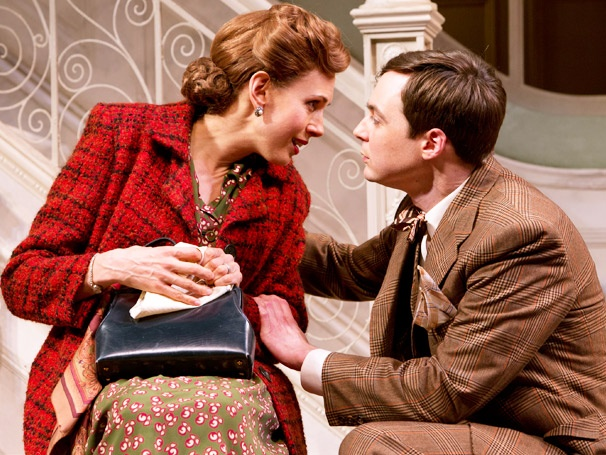 Classic Comedy Harvey, Starring Jim Parsons, Opens on Broadway