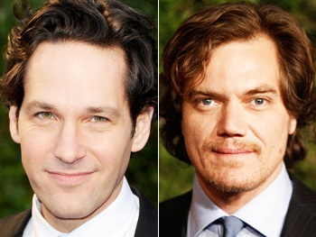 Paul Rudd and Michael Shannon to Co-Star in Grace on Broadway