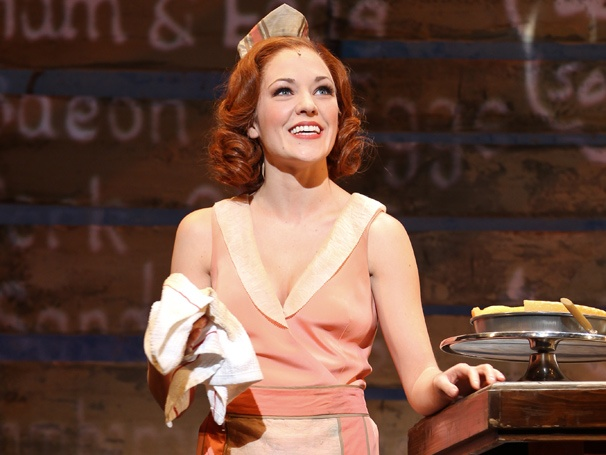 Weekend Poll Top Three: Fans Hope Laura Osnes Takes Home Her First Tony