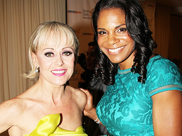 Tracie Bennett, Audra McDonald, James Corden, Jonathan Groff & More Celebrate at the 2012 Drama Desk Awards
