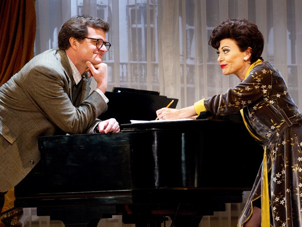 End of the Rainbow's Michael Cumpsty Marvels at  the 'Energy and Intensity' of Co-Star Tracie Bennett