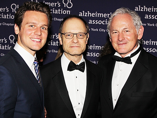 Jonathan Groff & More Honor Tony Winner David Hyde Pierce at Alzheimer's Association Gala