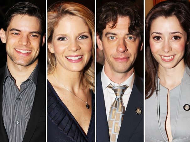 Coconut Water and 10-Inch Heels: 2012 Tony Nominees Share Awards Season Survival Tips