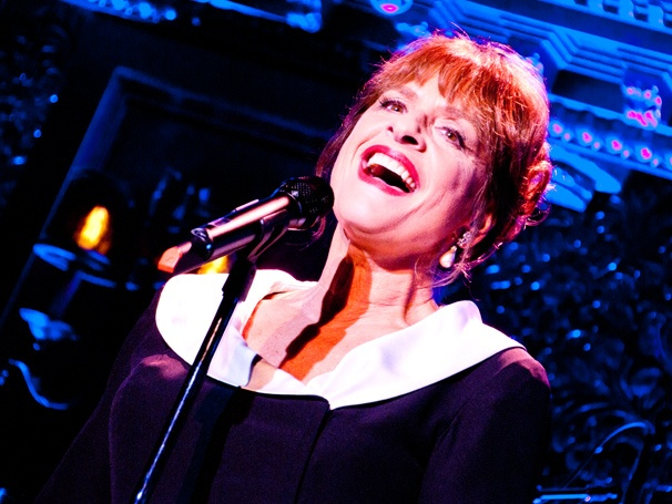 Photo Preview of Patti LuPone's Solo Show at Swanky New Nightclub 54 Below