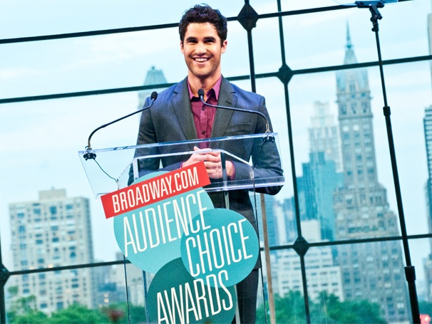 Video Highlights of the 2012 Broadway.com Audience Choice Awards, Hosted by Darren Criss!