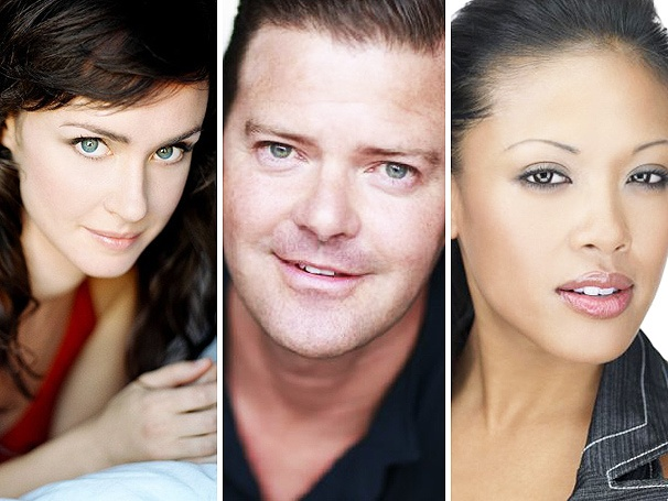 Brynn O'Malley, Clarke Thorell & J. Elaine Marcos Join the Broadway Revival of Annie