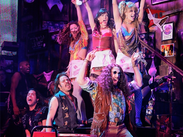 I Wanna Rock! Rock of Ages to Open at the Venetian in Las Vegas