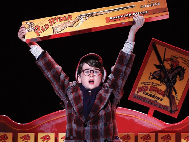 A Christmas Story Cast Album to be Released Ahead of the Musical's Broadway Run