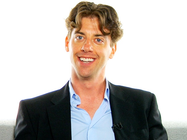 Peter and the Starcatchers Christian Borle on Smash, Sutton Foster and Black Stache