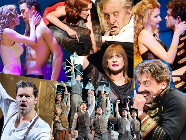 Celebrating Broadway Abs, Onstage Kink and Male Lingerie: Tonys Awards We'd Love to See