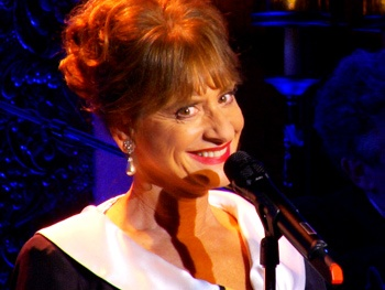 Get the Inside Scoop from Patti LuPone on Her 54 Below Debut Concert