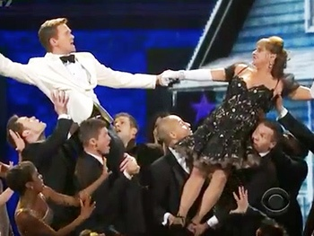 Watch Neil Patrick Harris' Opening Number From the 2012 Tony Awards Featuring Patti LuPone, Amanda Seyfried & More!