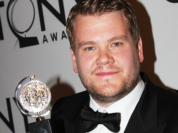 One Man, Two Guvnors Star James Corden Salutes His 'Favorite Actor in the World' Philip Seymour Hoffman in a Tearful Tony Speech