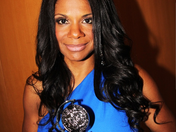Five-Time Winner Audra McDonald of Porgy and Bess Pays Loving Tribute to Daughter Zoe at 2012 Tonys