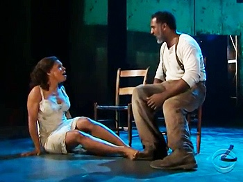 Watch Audra McDonald and Norm Lewis Perform 'Summertime' and More from Porgy and Bess at the 2012 Tonys