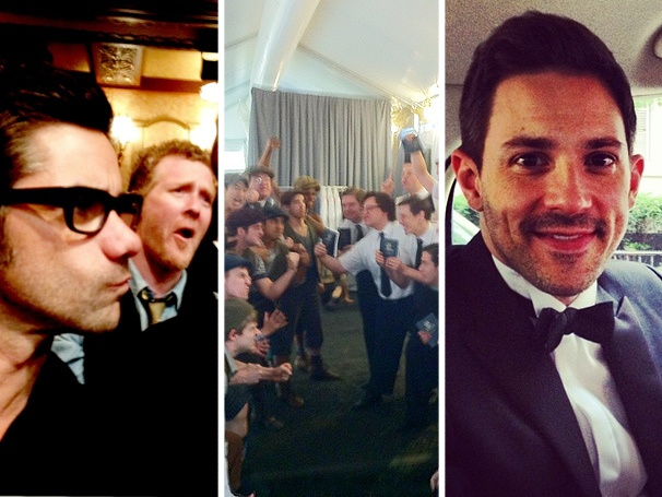 Twitter Roundup! Rosie O'Donnell, Hugh Jackman & More Tweet Tony Night Love