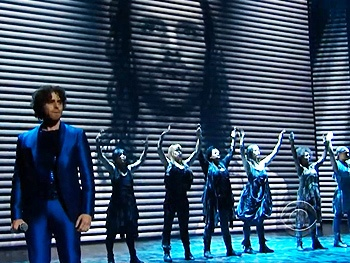 Watch Jesus Christ Superstar's Josh Young Perform 'Superstar' at the 2012 Tony Awards