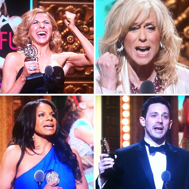 Tony Awards Poll: Which 2012 Acceptance Speech Was Your Favorite?