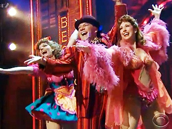 You're Gonna Love Follies Star Danny Burstein at the 2012 Tony Awards
