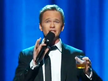 Watch Neil Patrick Harris Close the 2012 Tony Awards with a 'Jazzy Ditty'