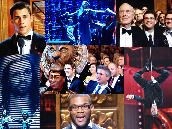 Huh? Interpretive Dance & Digital Jesus Are Among the WTF Moments of the 2012 Tony Awards