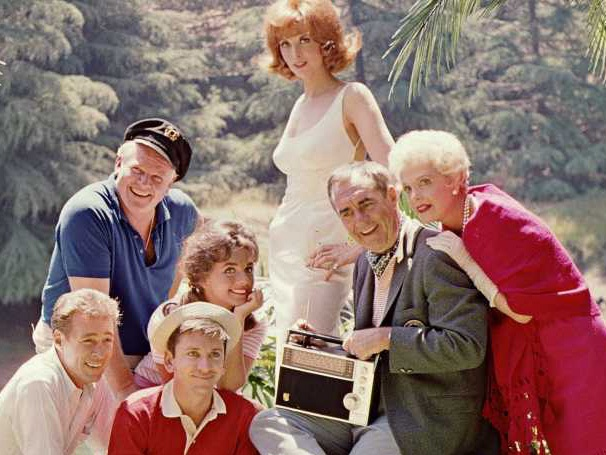 Gilligan's Island Musical with Alien Twist Eyes Broadway Run 