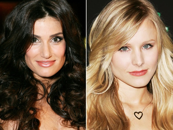 Idina Menzel and Kristen Bell to Star in Disney Animated Film Frozen