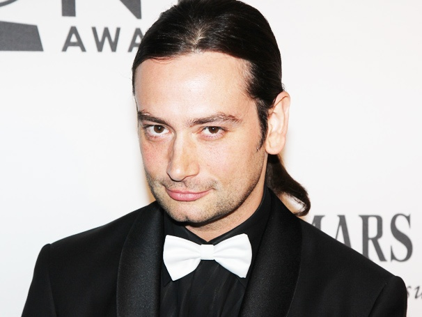 Constantine Maroulis on His 'Fun' Rock of Ages Cameo and Reinventing Jekyll & Hyde
