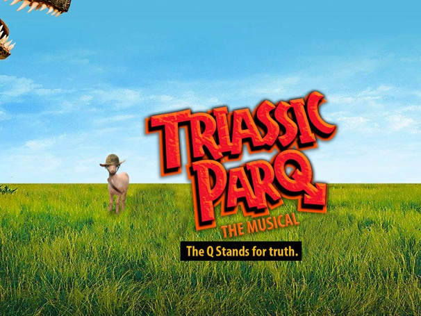 Dinosaur Musical Triassic Parq Starts Run at Off-Broadway's SoHo Playhouse