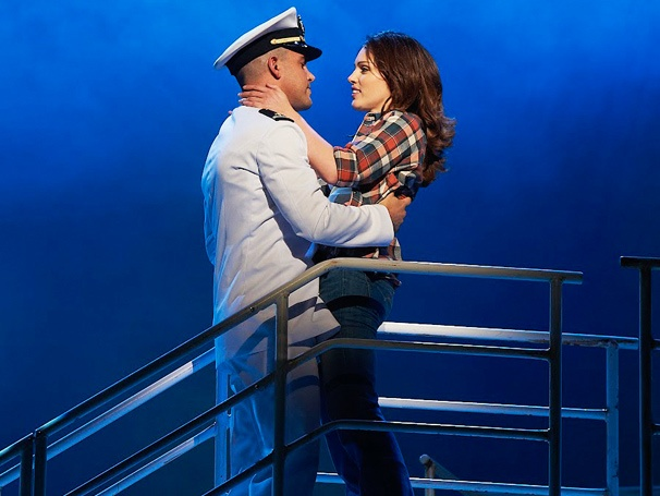 Revamped An Officer and a Gentleman Musical Eyes U.S. National Tour