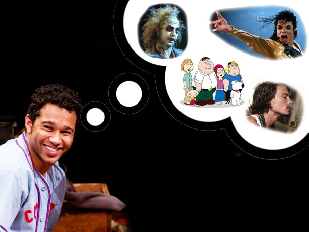 Godspell's Corbin Bleu on His Obsessions with Naughty Comedies, Smelling Good and Grocery Shopping Hungry