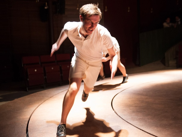 James McArdle on Tapping Into Olympic Fever in the West End's Chariots of Fire