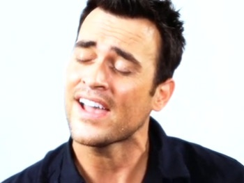 Watch Cheyenne Jackson Sing an Acoustic Version of New Single 'Drive'