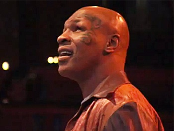 Watch Mike Tyson Hit the Stage in Solo Show Undisputed Truth
